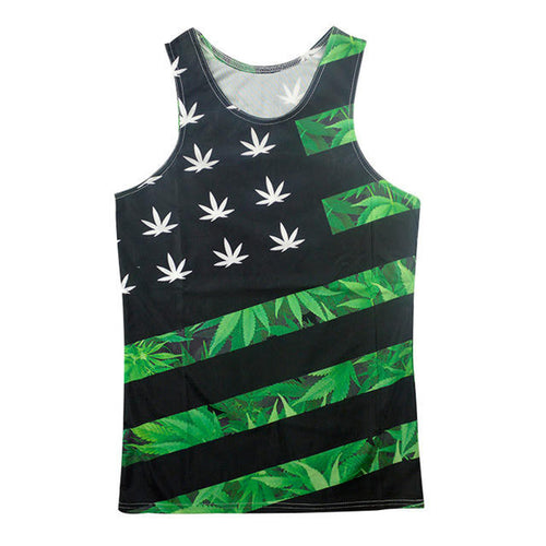 Bud Flag Tank Top