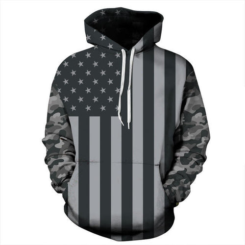 Tactical Patriot Hoodie