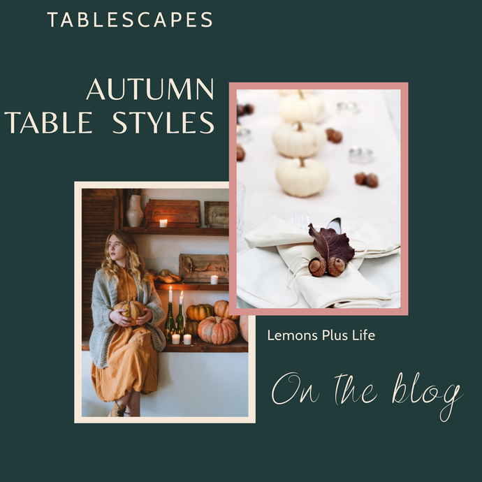 Your Autumn Table