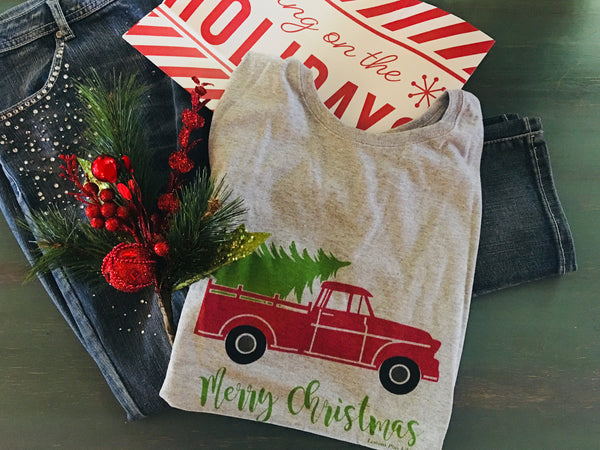 Women's Christmas T-shirt