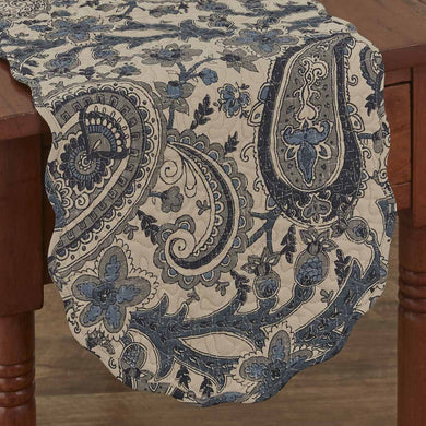 Brighton Quilted Table Runner - 2 Sizes