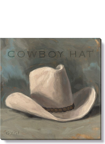 Cowboy Hat Wall Art
