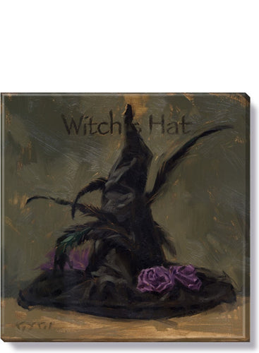 Witch's Hat Giclee Wall Art