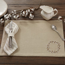 Cotton Wreath Placemat