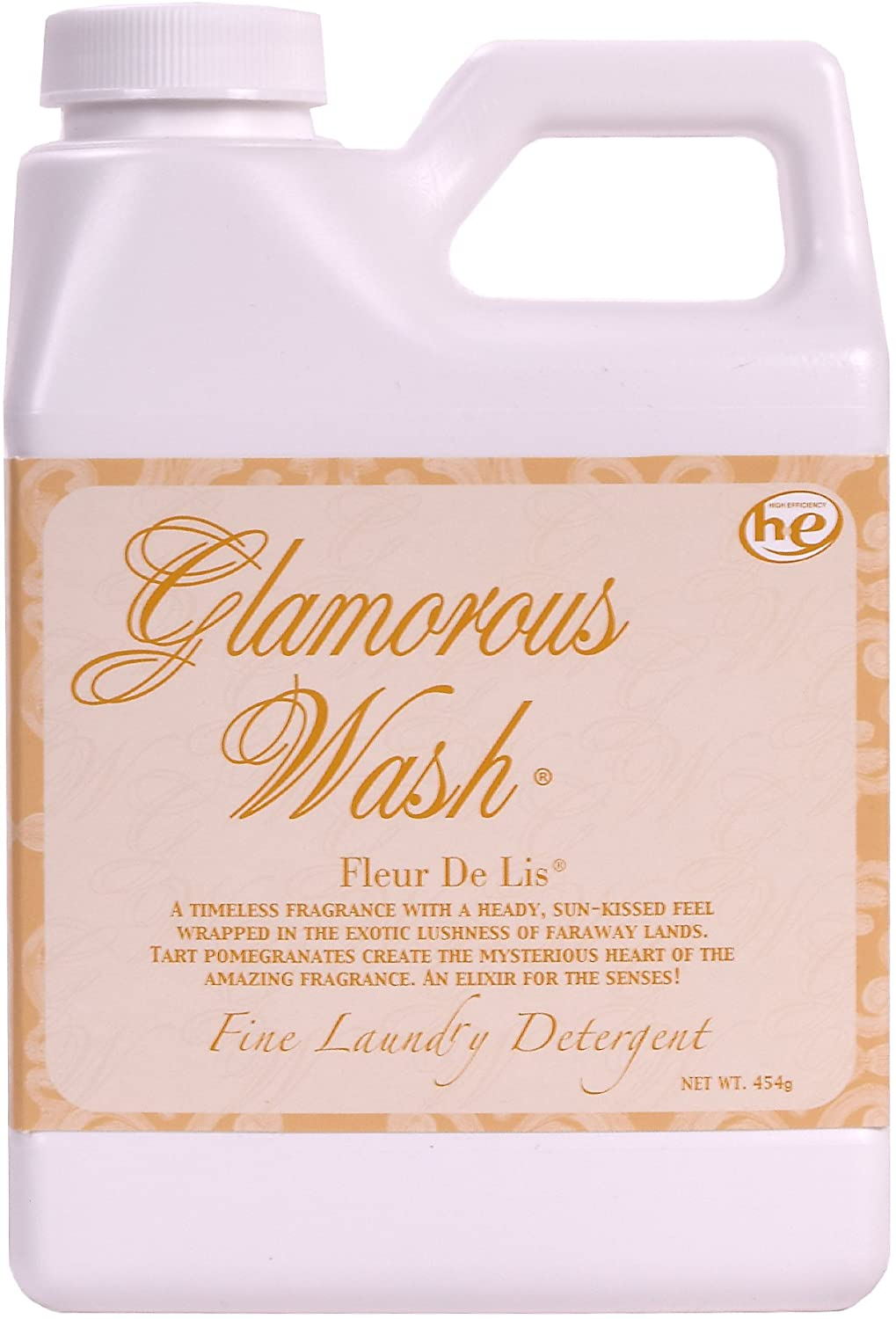 Fleur de Lis - Glamorous Wash by Tyler Candle Co.