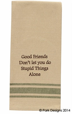 Good Friends Dishtowel