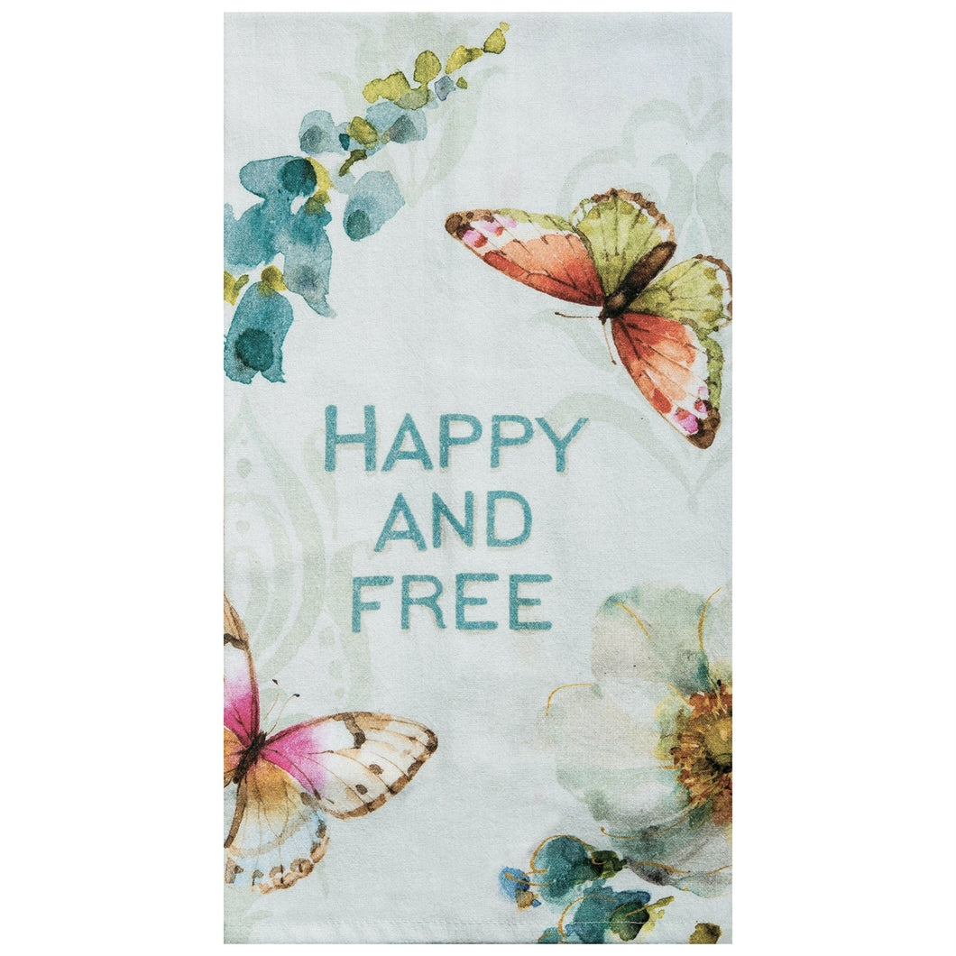 Happy & Free Kitchen Towel