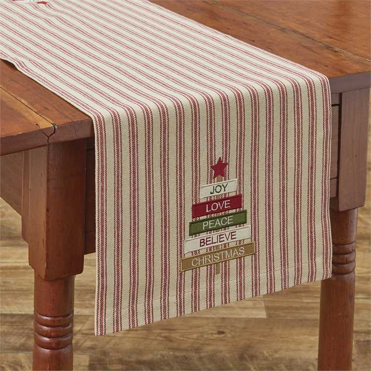 Oh Christmas Tree Table Runner - 2 Sizes