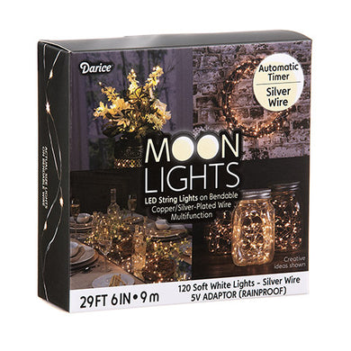 Moon Lights LED Electric - 2 Styles