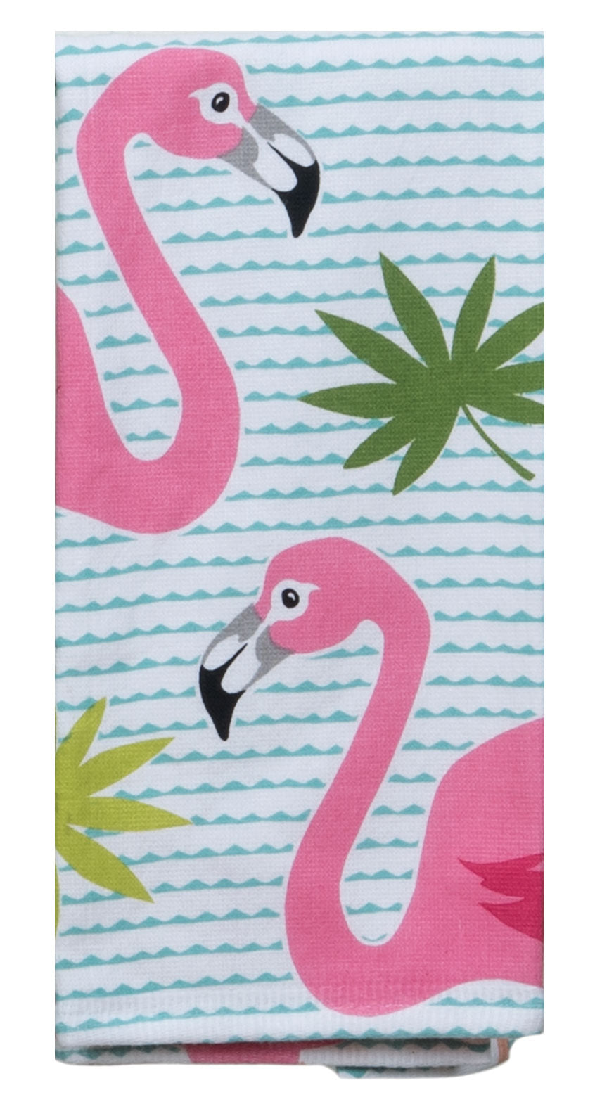 Flamingo Dual Purpose Terry Towel