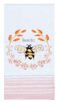 Bee Inspired Dual Purpose Terry Towel