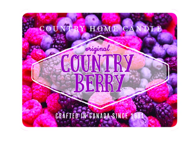 Country Berry - Country Home Candle