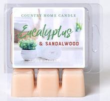 Eucalyptus & Sandalwood - Country Home Candle