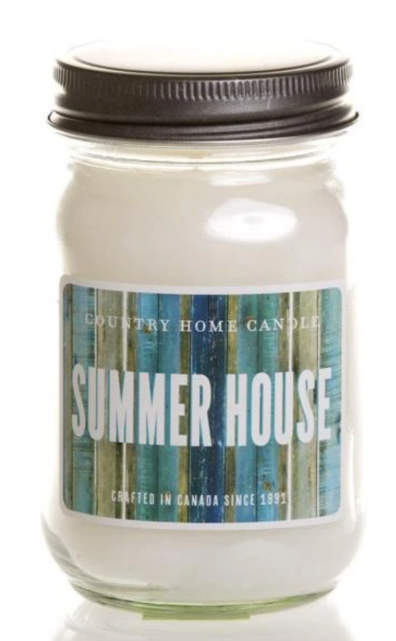 Summer House - Country Home Candle