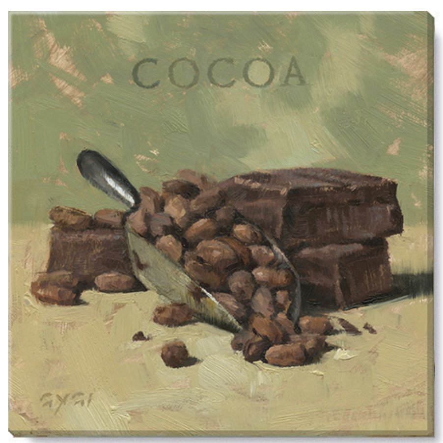 Cocoa Wall Art