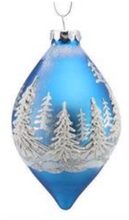 Glass Forest Ornament - 2 Styles