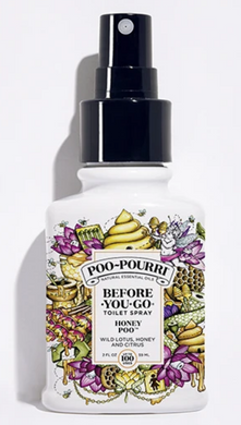 Honey Poo Poo-Pourri - 2 Sizes