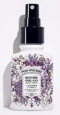 Lavender Vanilla Poo-Pourri - 2 Sizes