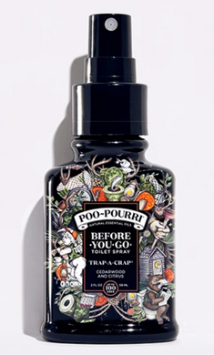 Trap-A-Crap Poo-Pourri - 2 Sizes