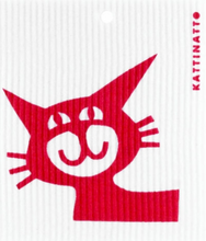 Cats - Kattinatt Dishcloth
