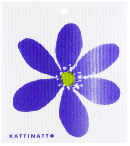 Flowers - Kattinatt Dishcloths
