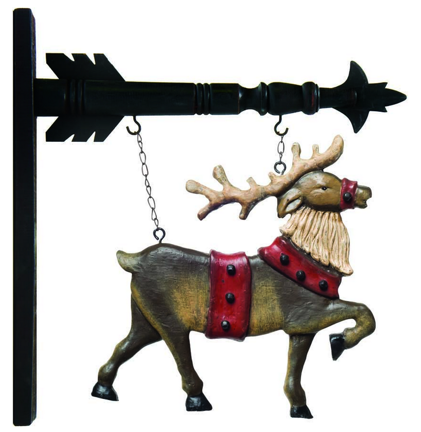 Resin Reindeer Arrow Replacement