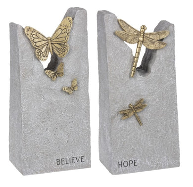 Butterfly & Dragonfly Monument  - 2 Styles