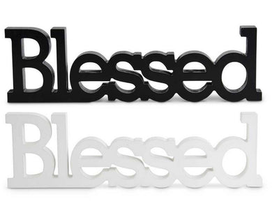 BLESSED Cutouts- 2 Styles