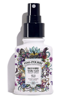Deja Poo,  Poo~pourri Before-You-Go Toilet Spray Bottle, Deja Poo 2 Sizes