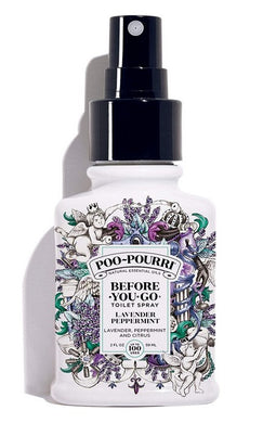 Lavender Peppermint Poo-Pourri - 2 Sizes