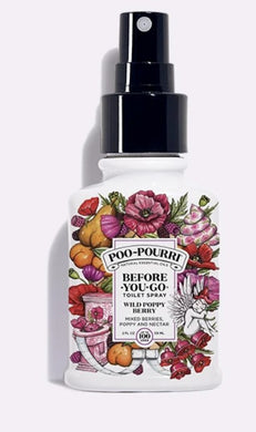 Wild Poppy Poo-Pourri - 2oz