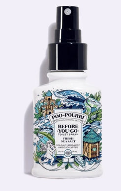 Fresh Sea Salt Poo-Pourri - 2oz