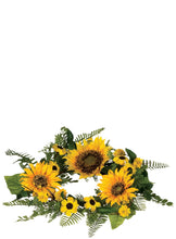 Sunflower Candle Ring - 2 Sizes