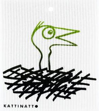 Birds - Kattinatt Dishcloths