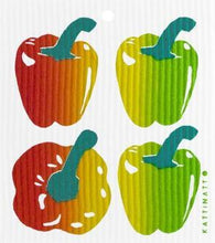 Fruit & Veggies - Kattinatt Dishcloths