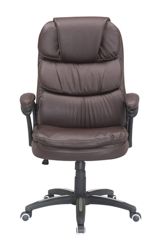 luxury high back pu leather executive office chair computer desk