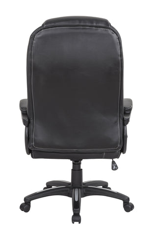 luxury office chairs leather. interesting leather luxury high back pu leather executive office chair computer desk task  black in chairs i