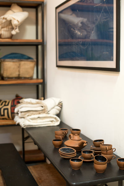 Loot Finer Goods - one of a kind, artisan, and vintage homegoods and decor