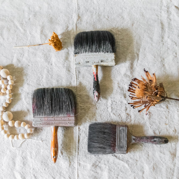 Vintage Paint Brushes