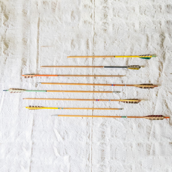 Vintage Archery Arrows
