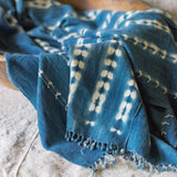 Indigo Mossi Cloth