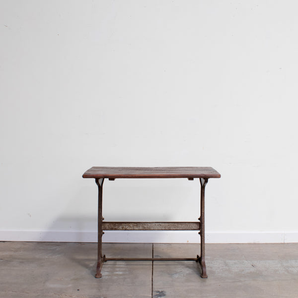 Vintage Factory Table