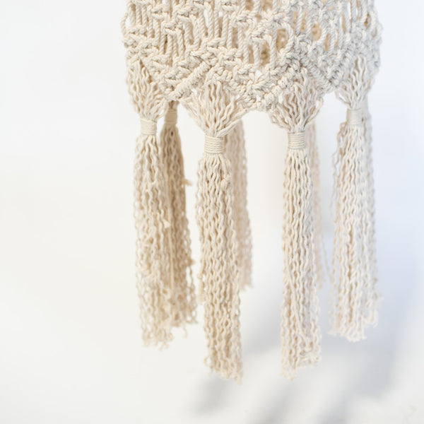 Small Macrame Chandelier x Sundried Home