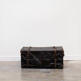 Oswald Leather Trunk