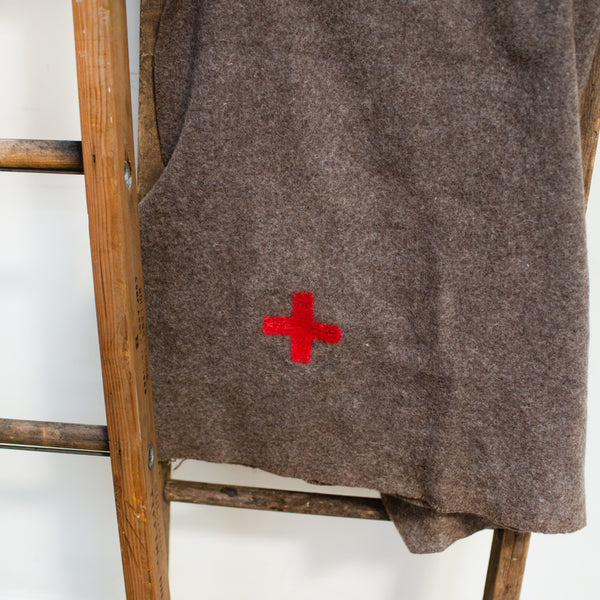 Wool Swiss Military Blanket