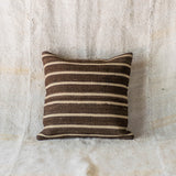 Vintage Striped Kilim Pillow II