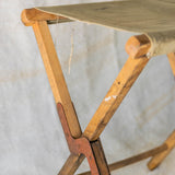 Canvas Camping Stool