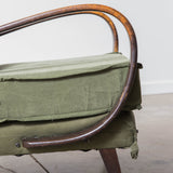 Halabala Army Tent Chair