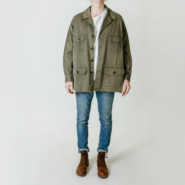 Khaki Hunting Guard Jacket