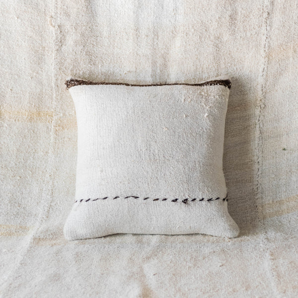 Turkish Hemp Pillow I